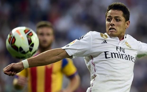 Man Utd news: Javier Hernandez hits out at Real Madrid