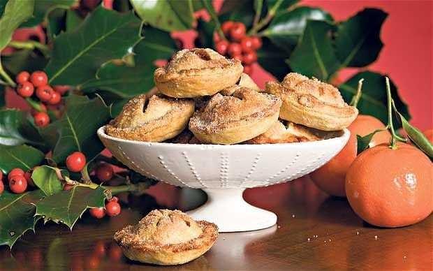 Home-made mince pie recipe