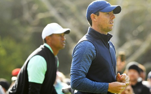 Jordan Spieth finally has luck on his side to help him to opening day lead at Genesis Open