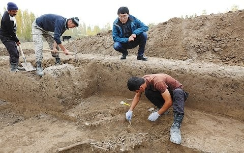 Landmark discoveries: charting China's history through archaeology