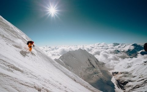 Miracle in the Death Zone: Meet the first people to ski the world's fourth highest mountain
