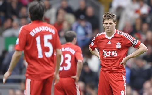 World Cup 2014: Steven Gerrard's habit of gifting goals - Telegraph