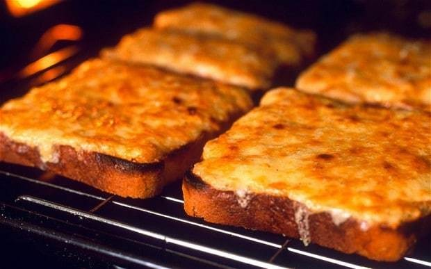 Perfect cheese on toast recipe sought by scientists