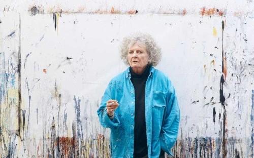 Maggi Hambling: 'My studio is a torture chamber'