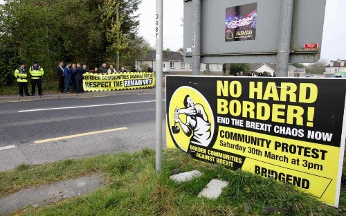 EU leaders have got it wrong, there are plenty of solutions to the Irish border problem