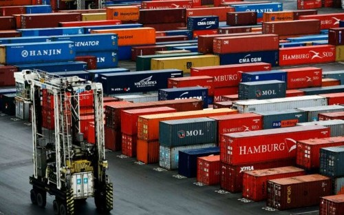 UK exports grow faster than global rivals for first time since 2006 as businesses target non-EU markets