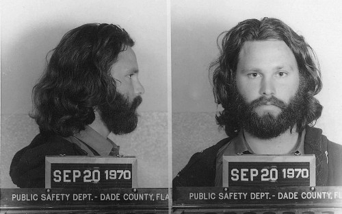 The Doors, unzipped: the naked truth about Jim Morrison's indecent exposure arrest