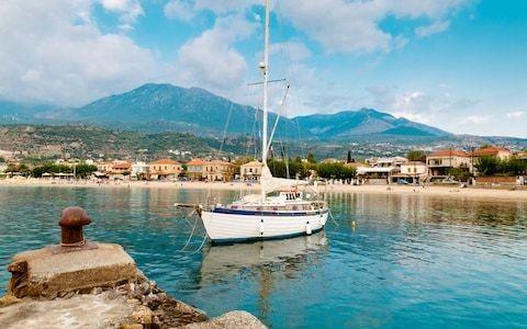 Stoupa, Greece: Secret Seaside