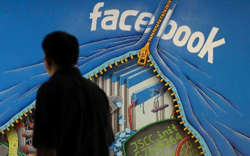 Tech titans such as Facebook 'bigger threat to banks than fintech'
