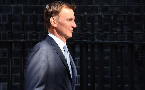 Jeremy Hunt is a successful entrepreneur with bold ideas to heal Brexit wounds