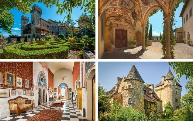 For sale: castles and forts straight out of Game of Thrones