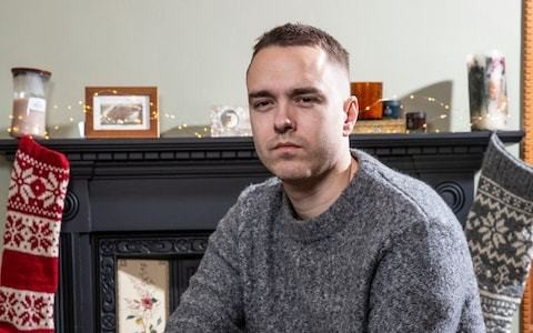 David Challen: 'After mum's release from prison, this will be my first happy Christmas'