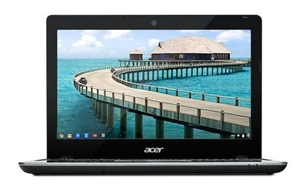 Acer launches laptop that can load in seven seconds