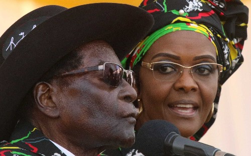 Britain prepares to reimpose sanctions on Grace Mugabe after Brexit