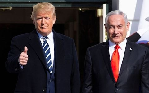 Netanyahu drops bid for immunity hours before Trump unveils peace plan