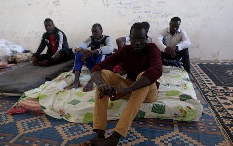 Italian police arrest three men accused of torturing and raping migrants in hellish Libya camp