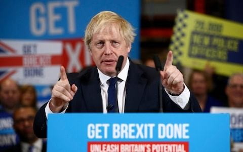 Latest 2019 election opinion polls: Boris Johnson's lead stabilises at 10 points