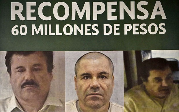 Seven charged over escape of Chapo Guzman