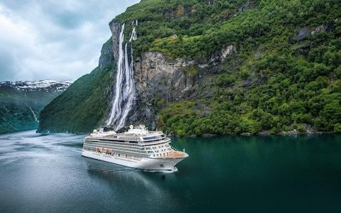 A fjords voyage converted my seasickness-prone mother into a cruise fan