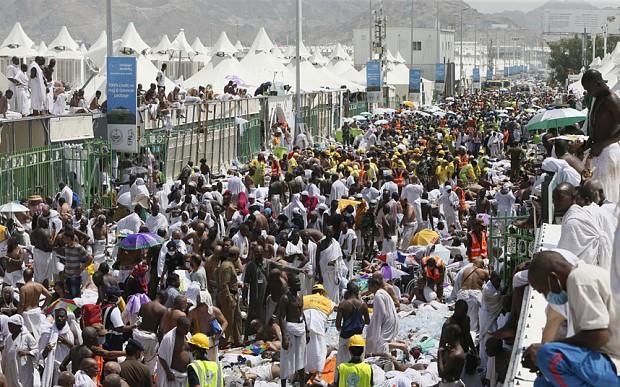 Hajj carnage 'caused by roadblocks when VIPs visited Saudi King'