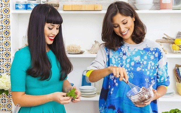 Hemsley+Hemsley go nuts for coconut oil