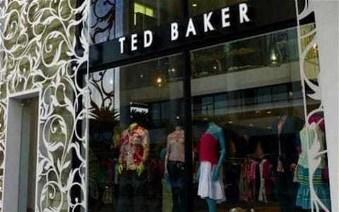 Market report: Ted Baker lifted by talk of toppled founder Kelvin backing a swoop