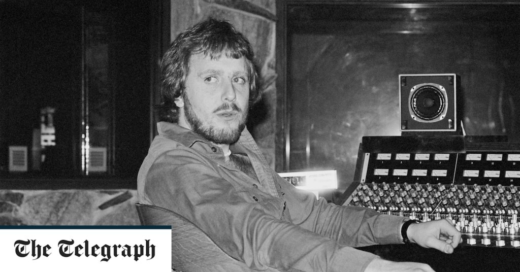 Martin Birch, record producer behind the rise of heavy metal – obituary