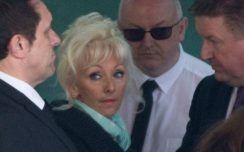 Paul Daniels' son accuses Debbie McGee of failing to support him after magician's death