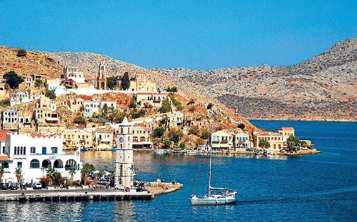 Sailing in Greece: Dodecanese islands