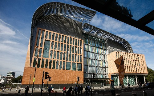 Tangerine Dream: how German electronica is helping genetic science at The Francis Crick Institute
