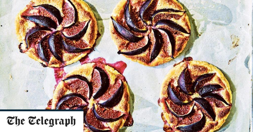 Fig and frangipane tart recipe