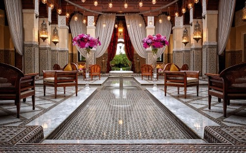Top 10: the best luxury hotels and riads in Marrakech