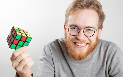 What happened when I tried to learn how to solve a Rubik's cube... in just one day