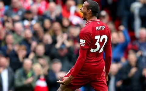 Joel Matip agrees new five-year contract with European champions Liverpool