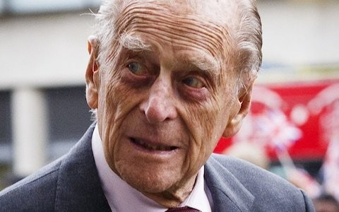 Prince Philip says he has not had flu for 40 years as doctor explains how he might have developed immunity
