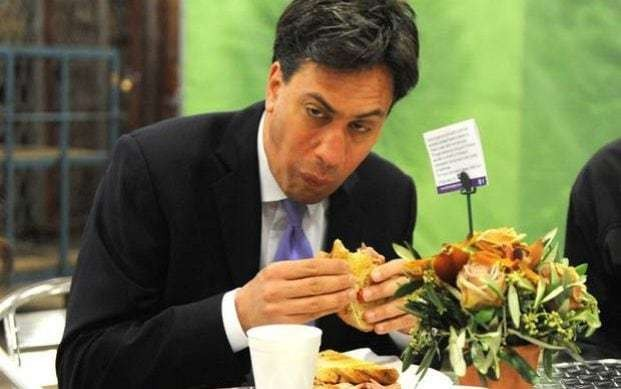 Why politicians shouldn't eat in public, in pictures