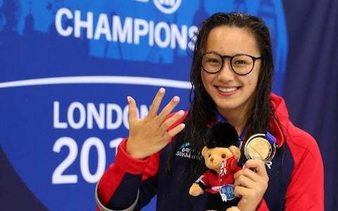 'Racing myself is one of the toughest things': Swimmer Alice Tai forced to find motivation from within for Tokyo Paralympics