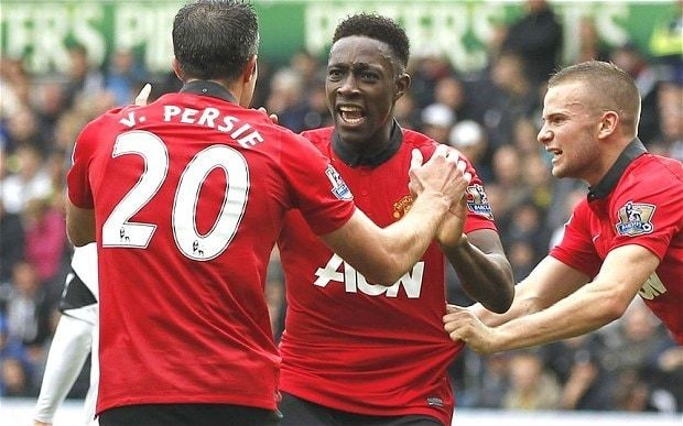Swansea City 1 Manchester United 4: match report