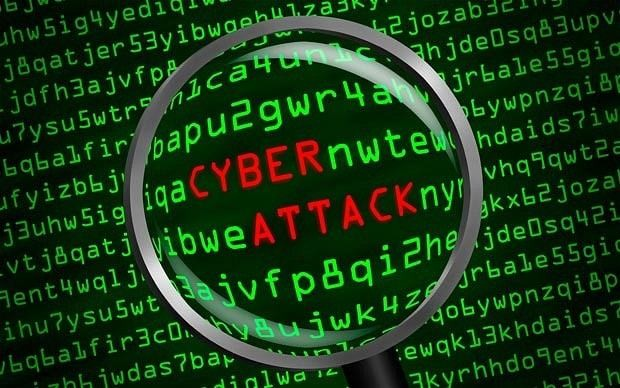 How do I deal with cyber attacks?