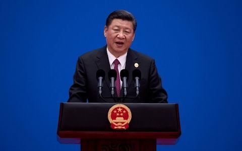 RISING CHINA - cover