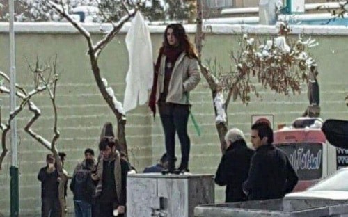 How Iran's brave women are fighting for right to ditch their hijabs