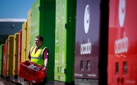 Ocado reports second 'small fire' at one of its robot warehouses