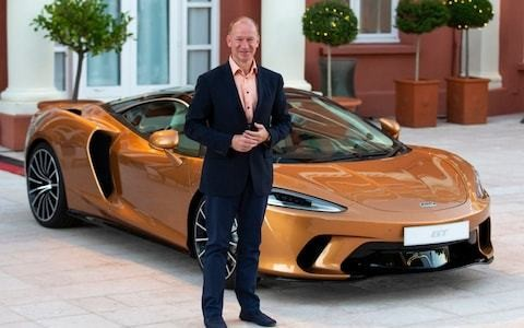 Interview: McLaren boss Mike Flewitt aims to make the performance brand more 'financially robust' – and lighter