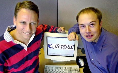 The PayPal mafia: How a group of 'misfits' became the kingpins of tech