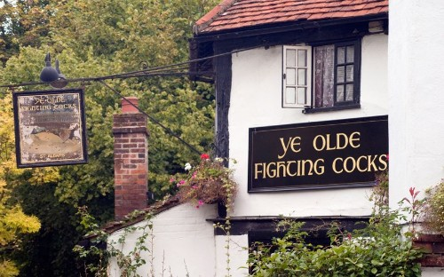 Britain's oldest pubs: in pictures