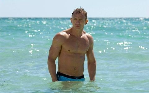 How to get a James Bond body (even in midlife)