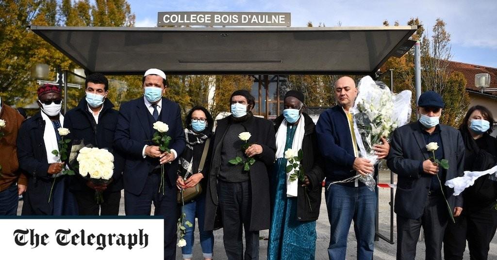 France closes Paris mosque in clampdown over teacher's beheading