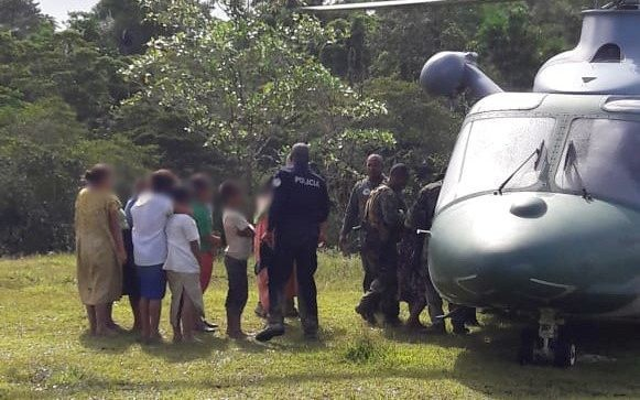 Seven people killed in Panama religious ritual in which victims were tortured, burned and hacked to death