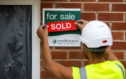Market report: Persimmon slips as it apologises for TV show's home truths