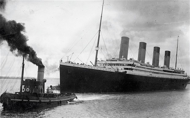 Last remaining Titanic letter up for auction